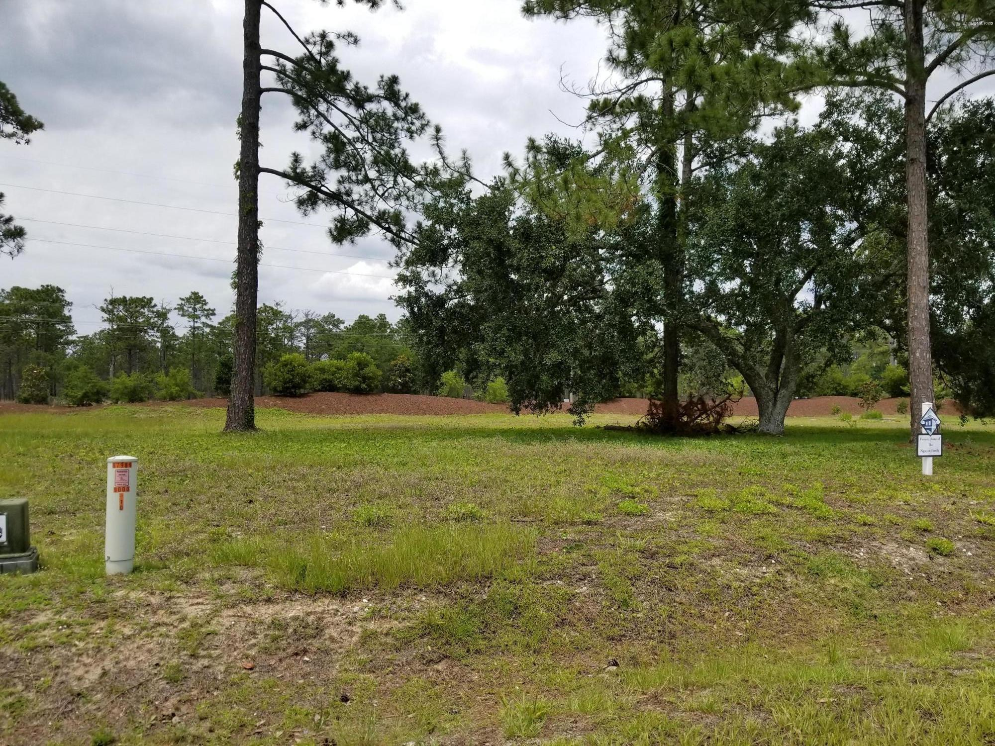 305 Seafarer Street, 100070141, Newport, Vacant Land / Lot,  for sale, Gina Albritton, Realty World - First Coast Realty